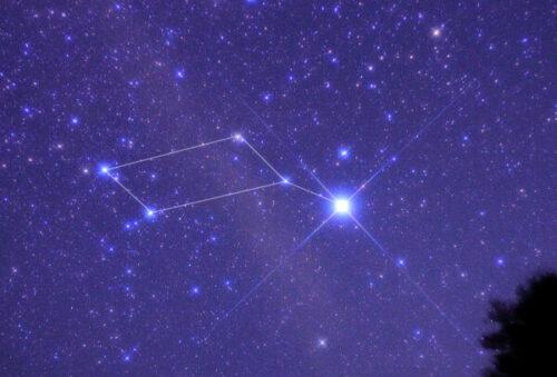 Next-generation North Star Vega/次世代北極星ベガ